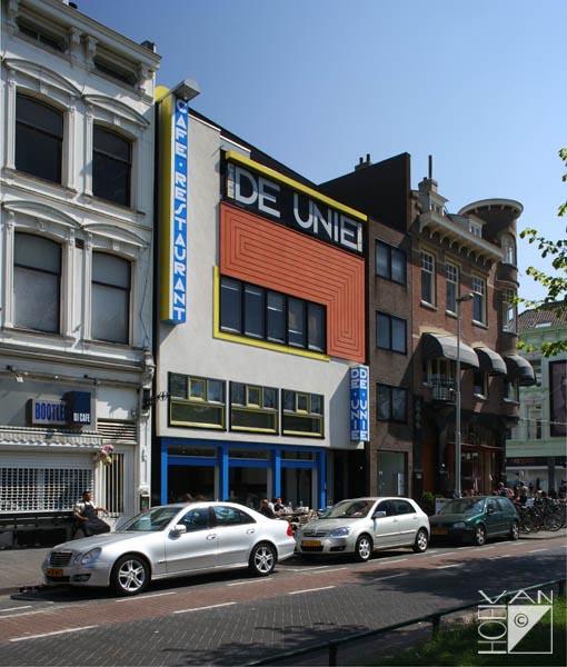 Vaak Café de Unie | Architectuurgids op Architectuur.ORG @ZS98