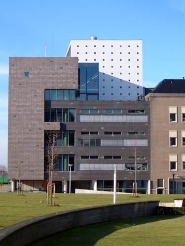 Uitbreiding Belastingkantoor