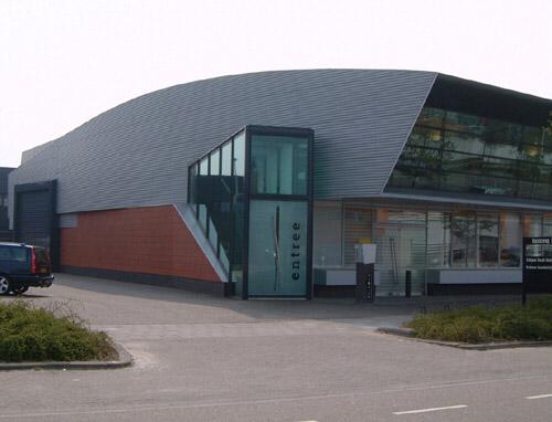 Bedrijfsgebouw Karbouw en Bosch Schipper