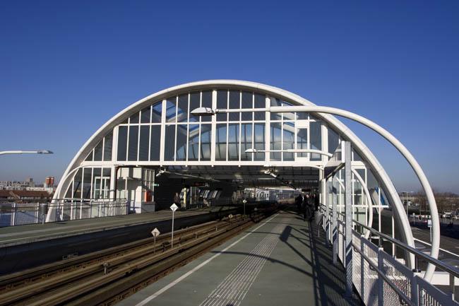 Metrostations